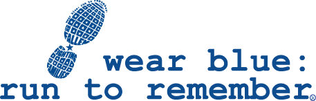 Partner with Wear Blue, Run to Remember
